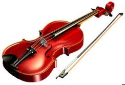 Violin lesson starting soon